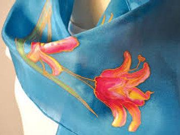 Serti Silk Painting with Debbi Sigg