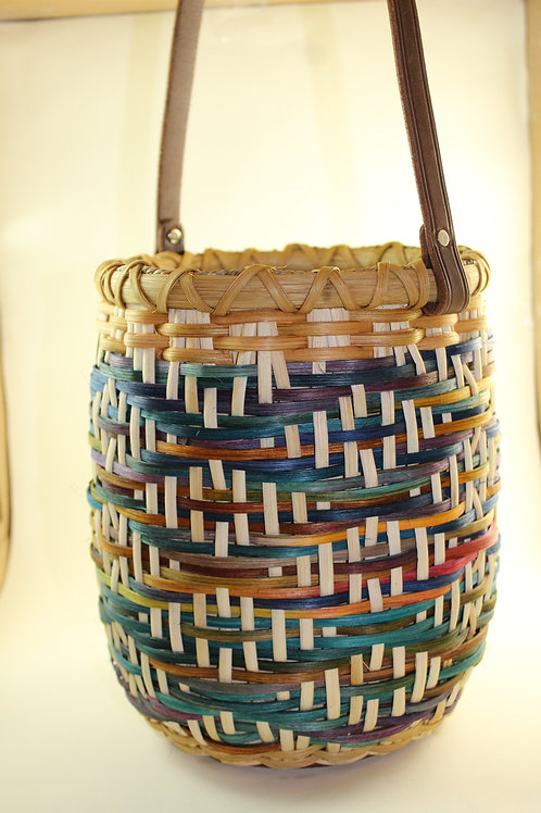 Double Walled Twill Tote with Connie Denton