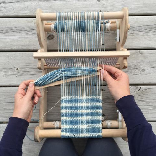 Beginning Weaving on a Rigid Heddle Loom with Rebecca Thomas-Maurer
