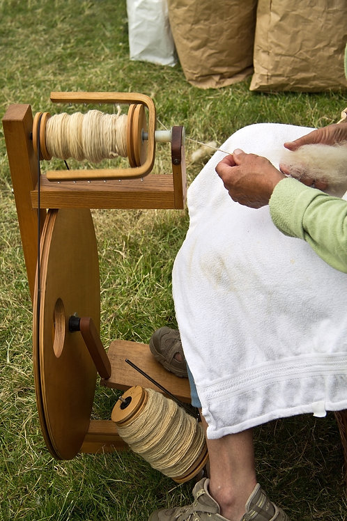 Rent a Spinning Wheel for a Class