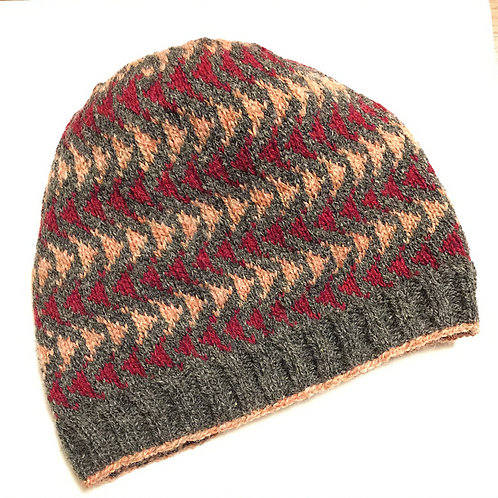 Knitted Colorwork Hat with Tracy Phillips