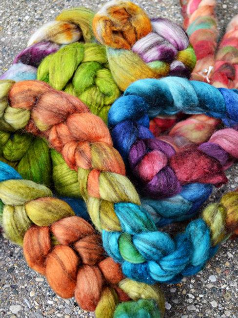True Color: Exploring Dye Patterns in Braids with Jillian Moreno