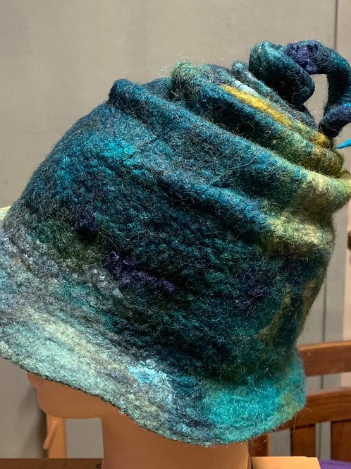 Wet Felted Pixie Hat with Jodi McDougall