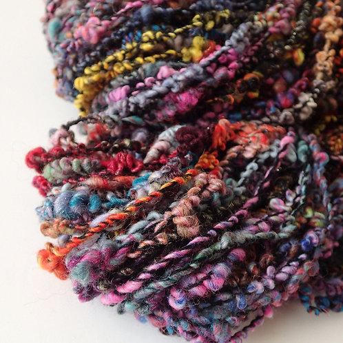 Spinning Boucle Yarn with Jenny Lynn Ferguson