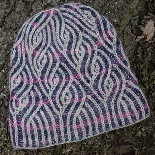 Knit a Brilliant Brioche Hat with Karyn Johnston