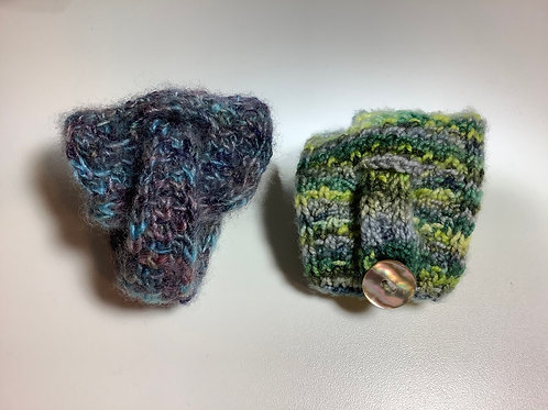 Knit a  Shawl Cuff! with Carolyn Chen