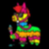 birthday pinata logo