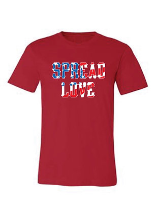 United With Love Tee