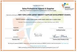 Certificate 2020-2021