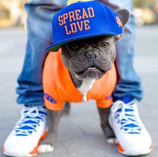 Polo Spread Love Hat