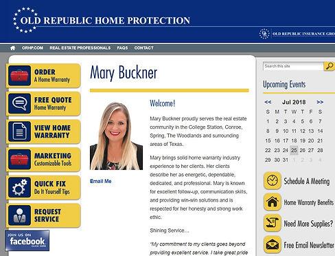 ORHP-MaryBucknerWebpage.JPG