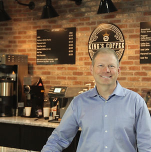 Mike Bacile, Owner Daily Java