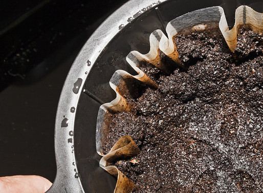 Ways To Recycle Used Coffee Grounds