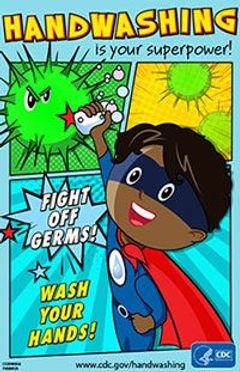 Handwashing Superpower