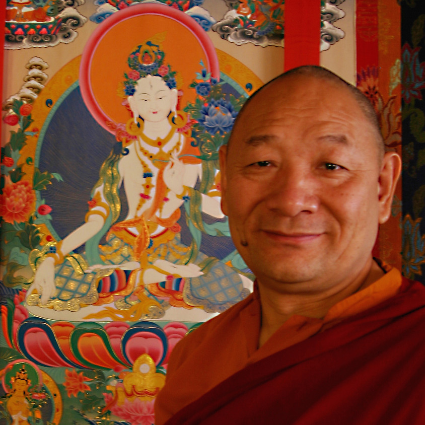 The Art of Meditation and Staying Calm with LAMA MIGMAR
