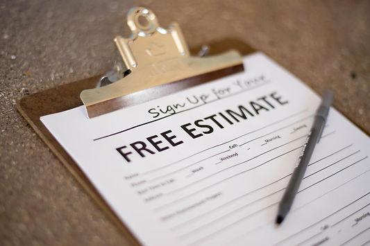 Call for free estimate