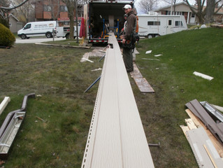 """Best Choice Siding Answers, """"Why seamless steel?"""""""