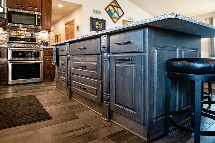 Best Choice Cabinets Dark Maple