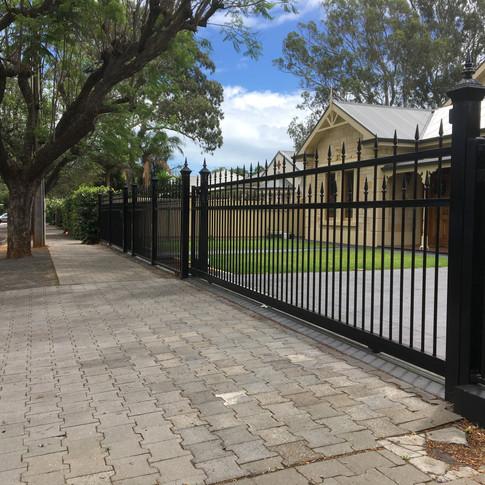 Heritage Tubular Sliding Gate by Adelaide Fencing Solutions.jpg