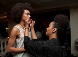 Meosha Williams Makeup