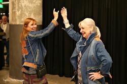 Nicole Miller + Cindy Gambrell