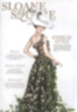 Sloane Square magazine Sassan Behnam-Bak