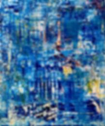 Mini Fabric of Existence.65 x 55 cm.2019