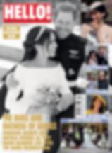 Hello Magazine UK Sassan Behnam-Bakhtiar