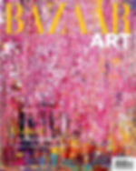 Harper's Bazaar Art Cover 2018 Sassan Be