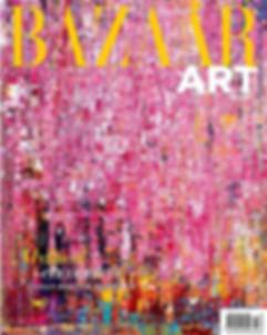 Harper's Bazaar Art Cover 2018 Sassan Be