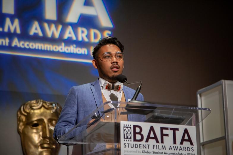 BAFTA-GSA Commissioning Grant
