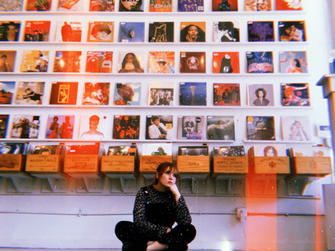 Spinster Records Manager Kate Siamro Wants Her Store to Reflect Dallas