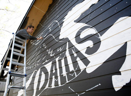 We'll Take You There: Meet Acclaimed Muralist Wheron on The Hill
