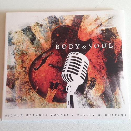 NICOLE METZGER - BODY & SOUL