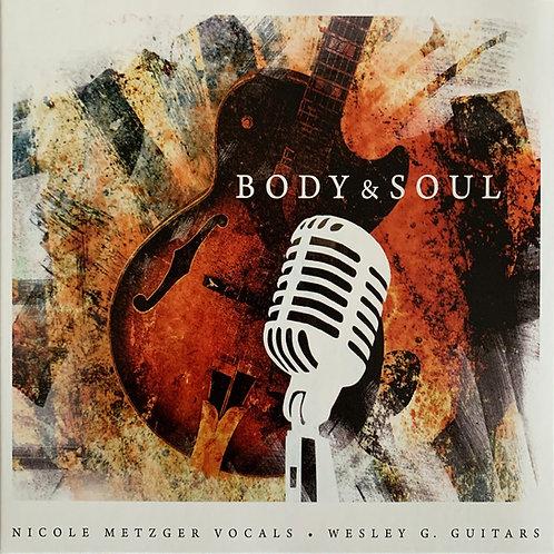 NICOLE METZGER – BODY & SOUL