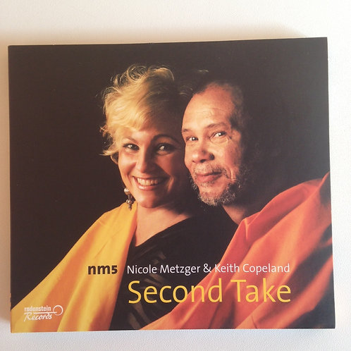 NICOLE METZGER - SECOND TAKE