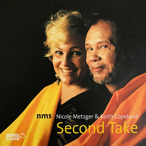 NICOLE METZGER – SECOND TAKE
