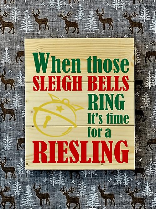 Bastel Box - Christmas -When those Sleigh Bells Ring