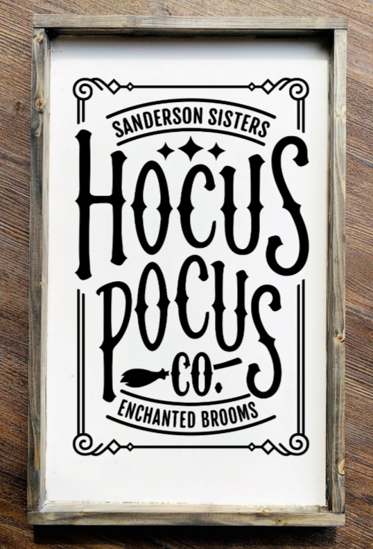 Halloween 1 Hocus Pocus