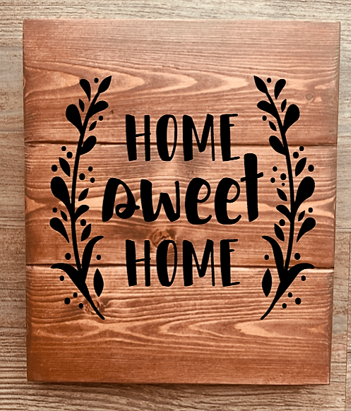 Bastel Box - Home Sweet Home