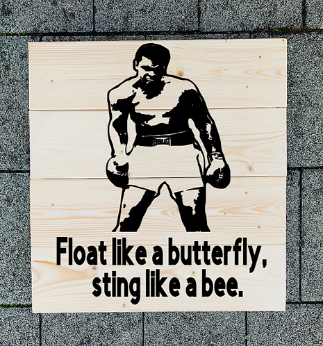 Bastel Box - Muhammad Ali