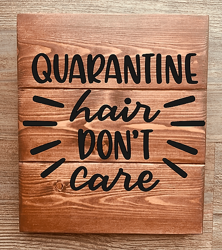 Bastel Box - Quarantine Hair