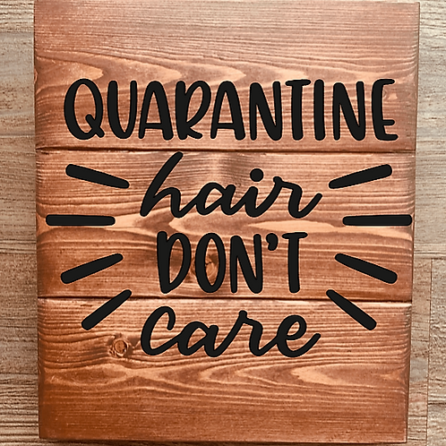 Bastel Box - Quarantine Hair
