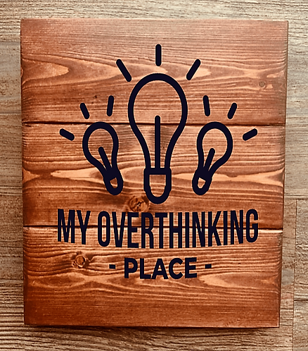 Bastel Box - My Overthinking Place