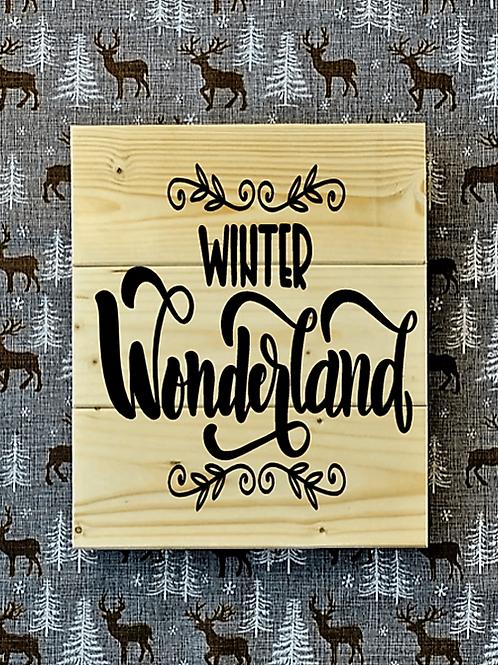 Bastel Box - Christmas - Winter Wonderland