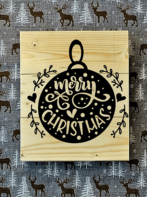 Bastel Box - Christmas - Merry Christmas