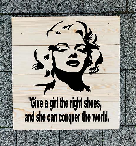 Bastel Box - Marilyn Monroe