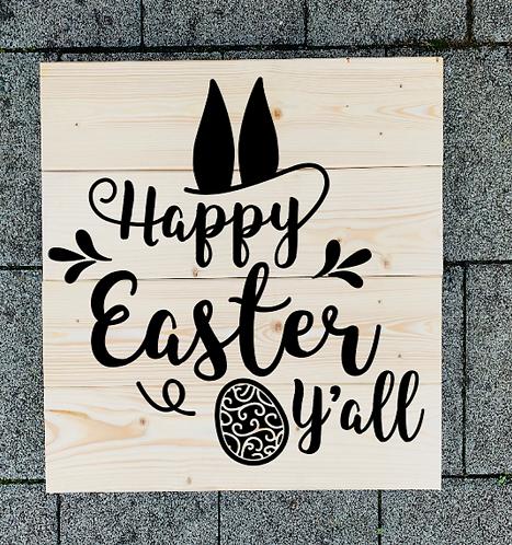 Bastel Box - Happy Easter y'all