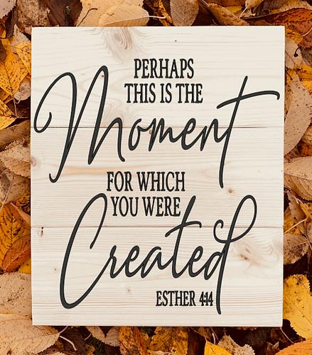 Bastel Box - Esther 4:14