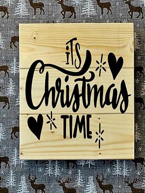 Bastel Box - Christmas - Its Christmas Time